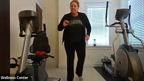 Thumbnail for entry Take 15-Move it With Melissa: Body Blast