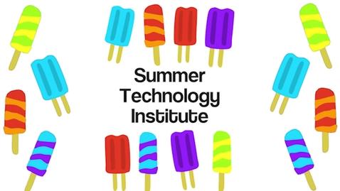 Thumbnail for entry Summer Tech Promo