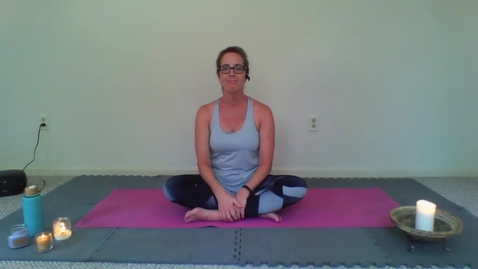 Thumbnail for entry Well-Being in 6 Easy Yoga Poses