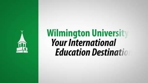 WilmU – Your International Education Destination
