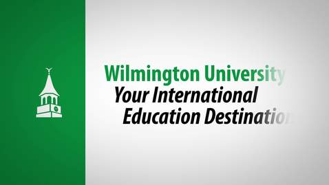 Thumbnail for entry WilmU – Your International Education Destination