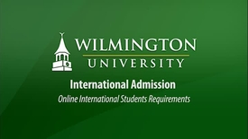 Thumbnail for entry Online International Students Requirements