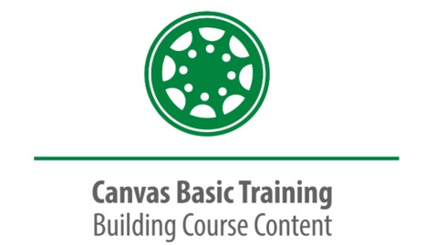 Thumbnail for entry 3. Canvas Basic - Building Course Content
