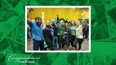 Thumbnail for entry Jan 2021 Commencement Ceremony - Graduate