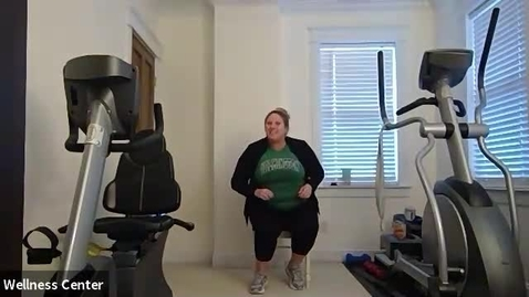 Thumbnail for entry Move It With Melissa – Chair Strength & Stretch