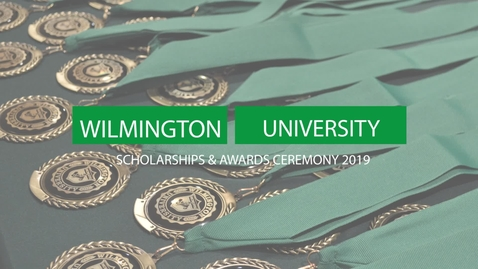 Thumbnail for entry Scholarship and Awards Ceremony 2019