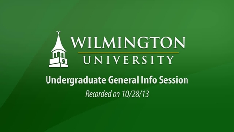 Thumbnail for entry Undergraduate General 10-28-13