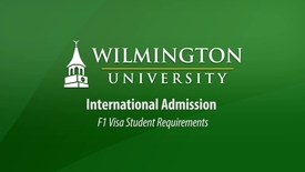 Thumbnail for entry F-1 Visa Student Requirements