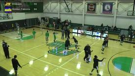 Thumbnail for entry Men's Basketball vs. Felician