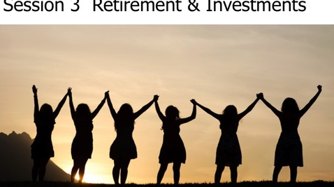 Thumbnail for entry Empowered Money Strategies for Women (WPN Financial Literacy Conference Series, Part III)