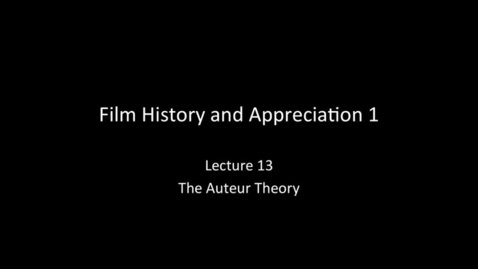 Thumbnail for entry RTF03270 - Lecture 13