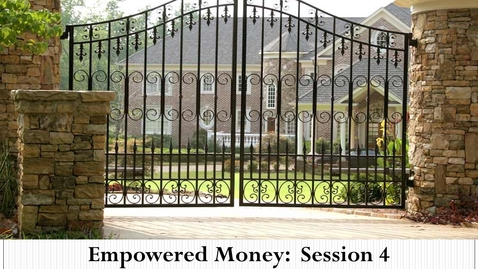 Thumbnail for entry Empowered Money Strategies for Women (WPN Financial Literacy Conference Series, Part IV)