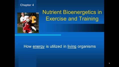 """Thumbnail for entry Training the """"Core"""""""
