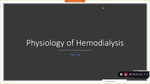 Thumbnail for entry Physiology of HD