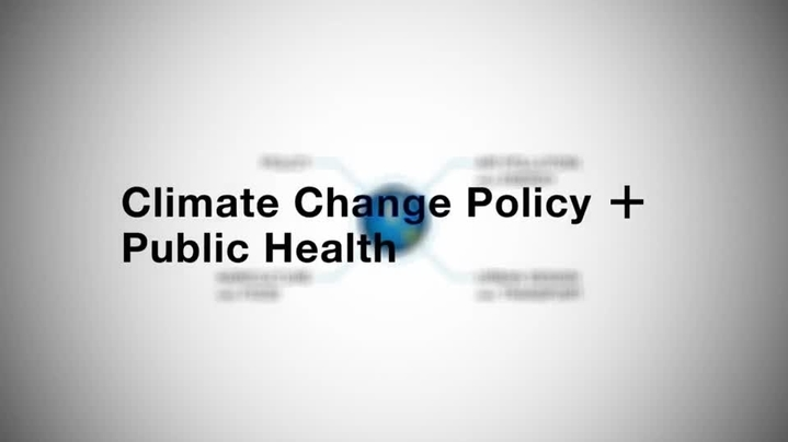 Thumbnail for channel Climate Change Policy and Public Health MOOC