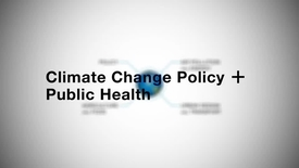 Thumbnail for entry 4.6 Expert Voices: Carlos Dora - WHO Acts to Mitigate Climate Related Health Issues