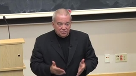 "Thumbnail for entry Rev. Jim Wallis lecture: ""An Evangelical Christian Looks at Jews and Muslims"""