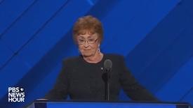 Thumbnail for entry Sharon Belkofer - President Obama Introduction