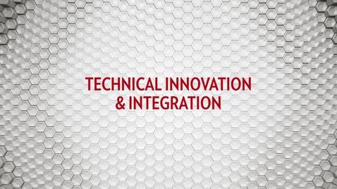 Thumbnail for entry DoIT Academic Technology - Technical Innovation & Integration