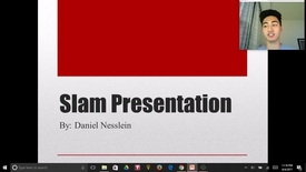 Thumbnail for entry Daniel Nesslein Slam Presentation