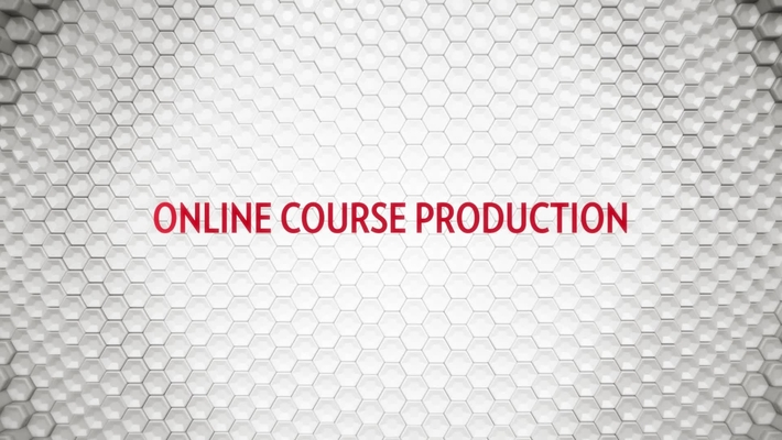 DoIT AT - Online Course Production