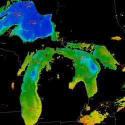 Thumbnail for channel Changing Weather and Climate in the Great Lakes Region MOOC