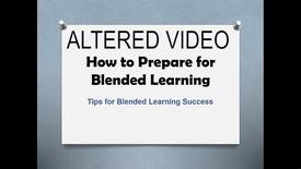 Thumbnail for entry Tips_for_Blended_Learning (Original) - Quiz