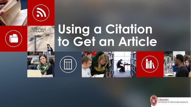Find research articles