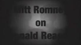 Thumbnail for entry Romney on Reagan