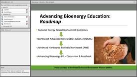 Thumbnail for entry Advancing Bioenergy Education