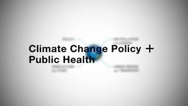Thumbnail for entry 4.5 Expert Voices: Aaron Carrel - Climate Change, Active Transportation, and Public Health