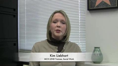 Thumbnail for entry Kim Liebhart