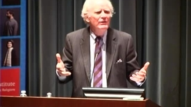 "Thumbnail for entry James Carroll lecture: ""Jews, Christians, Muslims: The Better Future"""