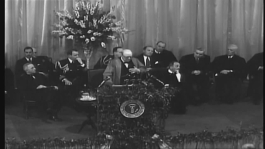 iron curtain speech significance