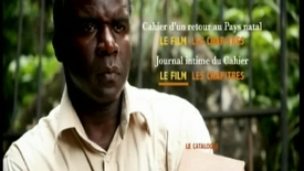 Thumbnail for entry Aime Cesaire | Journal intime du Cahier | UN FILM D'EMMANUELLE DAUDE.mp4