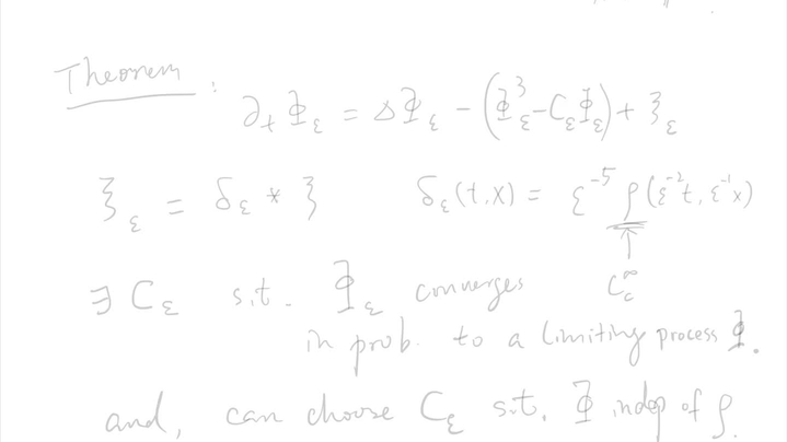 Thumbnail for channel Math 833 Sp2020 by Hao Shen