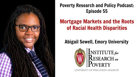 Thumbnail for entry Mortgage Markets and the Roots of Racial Health Disparities