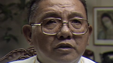 Thumbnail for entry Cardinal Jaime Sin 19-04-02