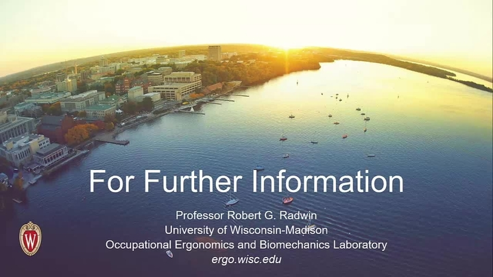 Thumbnail for channel Occupational Ergonomics and Biomechanics Laboratory