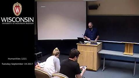 Thumbnail for entry Alexander Shashko- Humanities1221 9.19.2017 11.00.45AM