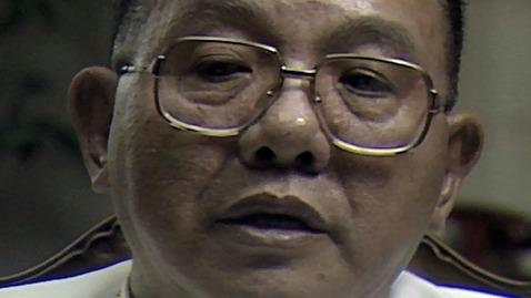 Thumbnail for entry Cardinal Jaime Sin 16-03-03