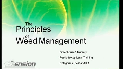 Thumbnail for entry 3.1_004_GN_Weed Management