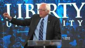 Thumbnail for entry Bernie Sanders FULL SPEECH at Liberty University (C-SPAN)