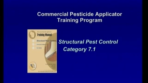 Thumbnail for entry 7.1_004_Structural Pest Control_Toxicity and Pesticide Safety