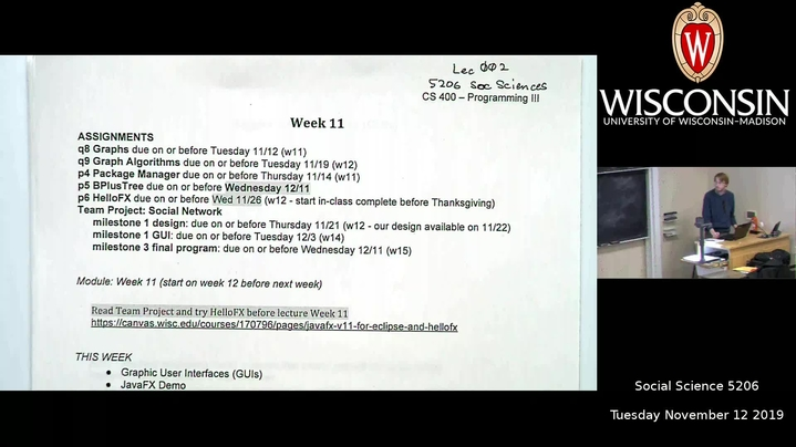 Thumbnail for channel CS400 Review Lectures