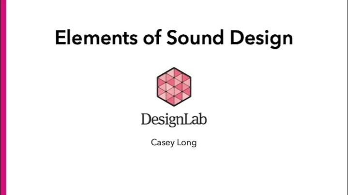 Thumbnail for channel DesignLab Instruction