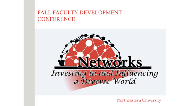 Thumbnail for channel 2017 - CPS Faculty Conference