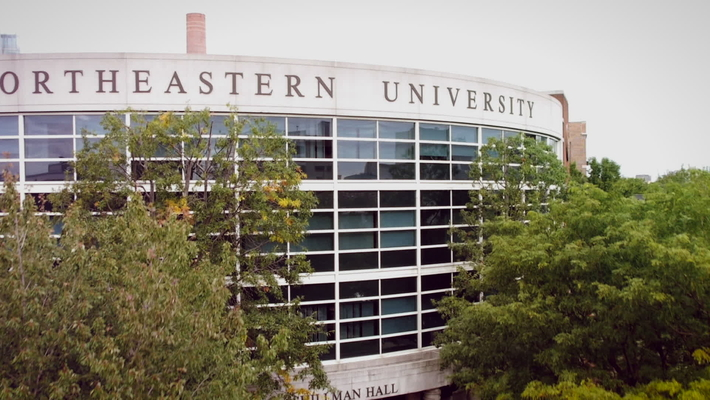 Northeastern University: Vision Driven