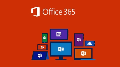 Thumbnail for entry Downloading Microsoft Office 365