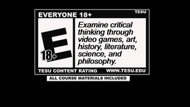 Thumbnail for entry Critical Thinking, Video Games, and Socrates